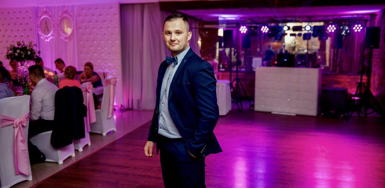 DJ na wesele Konrad Czupa